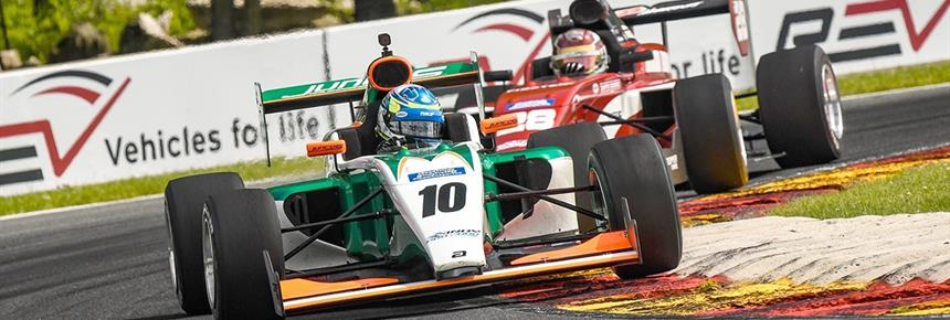 Road to Indy Title Chases Reach Toward Pinnacle in Oregon