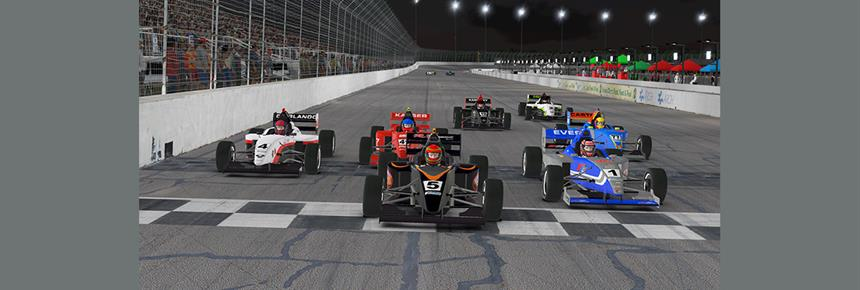 IP2K Season 2 Race 1