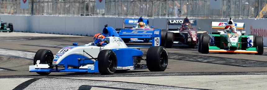 JDC MotorSports Rides Strong for Pro Mazda's Big Easy Debut