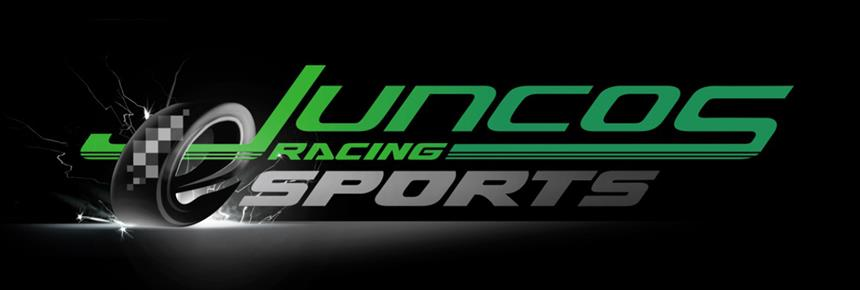 Juncos Racing eSport logo - Black